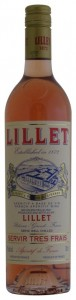 Lillet Rose Vermouth France,