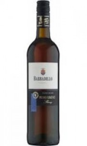 Pedro Ximenez Sherry Barbadillo, Spain