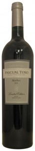 Malbec Limited Edition, Pascual Toso, 2014
