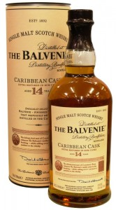 Balvenie Caribbean Cask 14 Years Old Single Malt Whisky