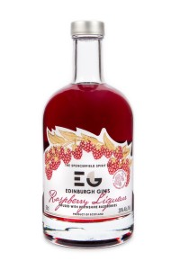 Perthshire Raspberry Infused Edinburgh Gin Liqueur, Scotland