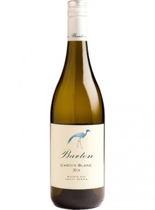 Chenin Blanc Barton Vineyards Walker Bay, 2012