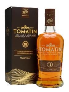 Tomatin 18 Year Old Single Malt Scotch Whisky,