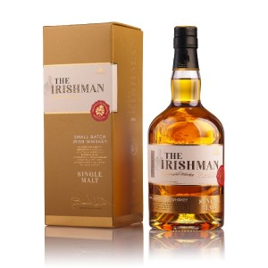 The Irishman Single Malt Whiskey Ireland,