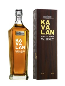 Kavalan Single Malt Taiwanese Whisky,