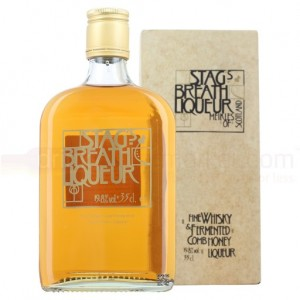 Stag's Breath Liqueur Scotland,
