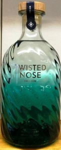 Twisted Nose Watercress London Dry Gin, Winchester Distillery,