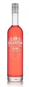 Edgerton Original Pink Gin, London,