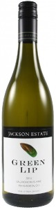 Green Lip Sauvignon Blanc Jackson Estate Marlborough, 2016