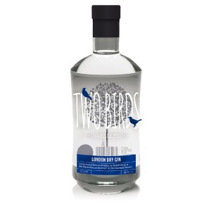 Two Birds London Dry Gin,