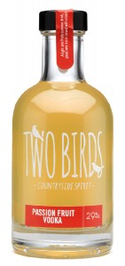 Two Birds Passion Fruit Vodka,200ml,