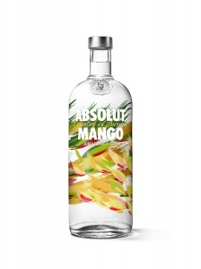 Absolut Mango Vodka Sweden,