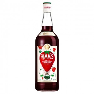 Pimms Special Edition Strawberry,