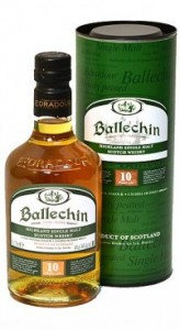 Edradour Ballechin 10 Years Old Single Malt Whisky,