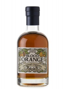 Blood Orange Liqueur, Wiltshire Liqueurs,