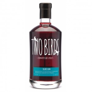 Two Birds Sloe Gin, 200ml,