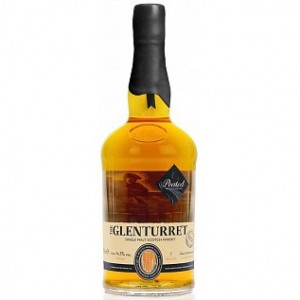The Glenturret Peated Single Malt Scotch Whisky,