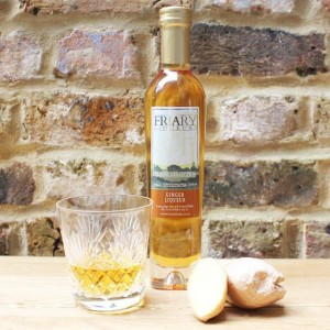 Ginger Liqueur, Friary Liqueurs, Somerset,