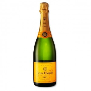 Veuve Clicquot Champagne, Yellow Label Brut,