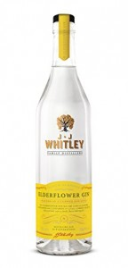 Elderflower Gin, J.J. Whitley, Liverpool,