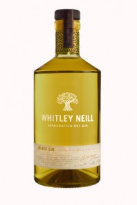 Quince Gin, Whitley Neill,