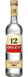 Ouzo 12 Spirit Of Greece,