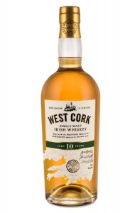 West Cork 10 Year Old Single Malt Irish Whiskey,