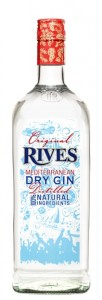 Rives London Dry Gin, Spain,