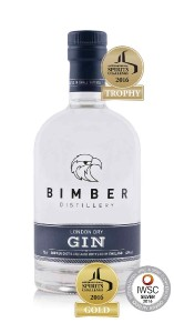 Bimber London Dry Gin,