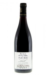Dominique Morel Fleurie  Half Bottle, 2016