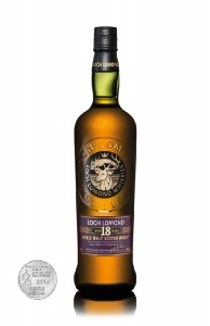 Loch Lomond 18 Year Old Island Single Malt Whisky,