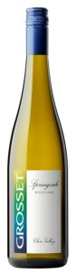 "Grosset ""Springvale"" Clare Valley Riesling, 2018"