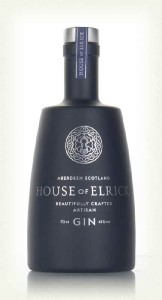 House of Elrick Gin, Scotland,