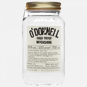 O'Donnell Moonshine High Proof,