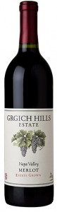 Grgich Hills Estate Merlot, Napa Valley 2014