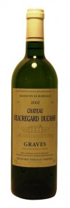 Chateau Beauregard Ducasse White, 2007